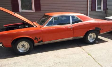 Purchase used 1967 GTO Sport Coupe (post) in West Bend