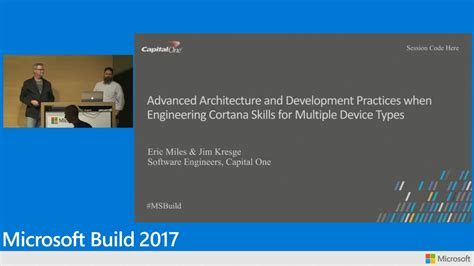 Advanced architecture and development practices when