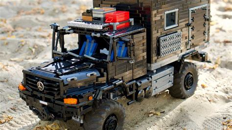 Lego Technic Extreme RV Is Closest You'll Ever Get To Real