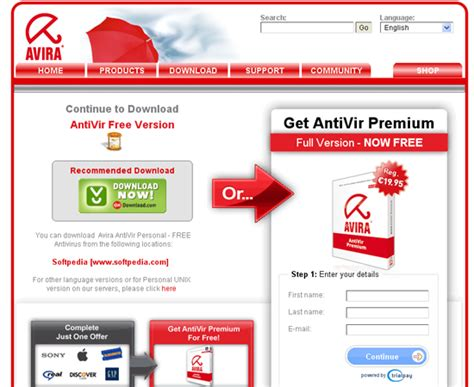 Download free software Best Free Antivirus Review 2010