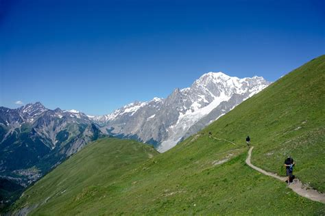 Self guided Tour of Mont Blanc - Self Guided Hikes