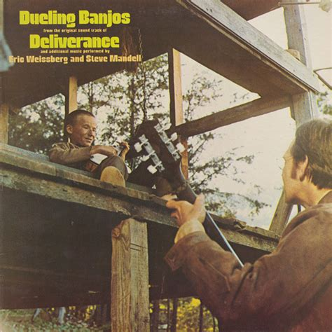 Eric Weissberg And Steve Mandell - Dueling Banjos From The