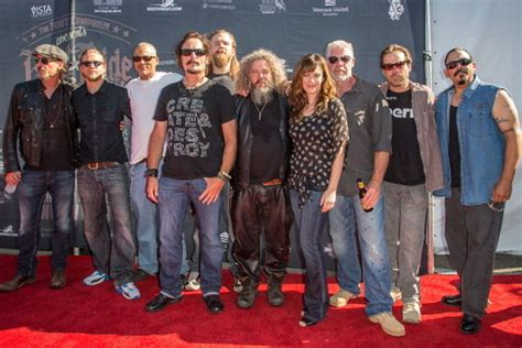 """Last Night's Parties: """"Sons Of Anarchy"""" Cast Rides For The"""