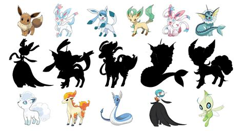 Funny Pokemon Fusion - Fan Requests #19: Eeveelution And