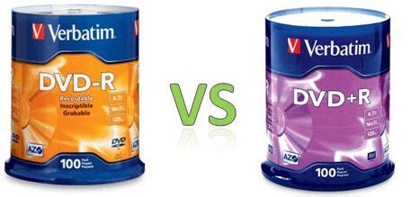What are the Differences between DVD-R and DVD+R   Tech Salsa