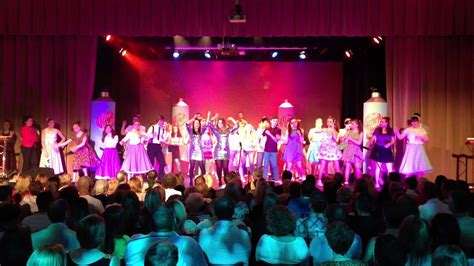 You Can't Stop the Beat Prizegiving Performance - YouTube