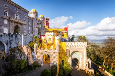 Pena Palace in Sintra mountains | Portugal - Sumfinity