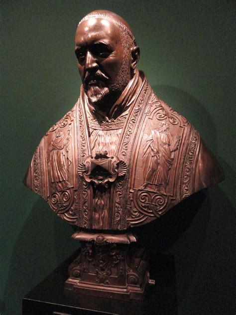 Bust of Pope Paul V - Wikipedia