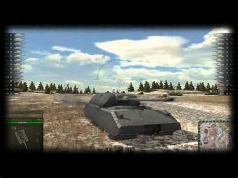 World of Tanks Mouse Tank - YouTube