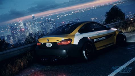 Need for Speed's upcoming update adds photo mode, wrap