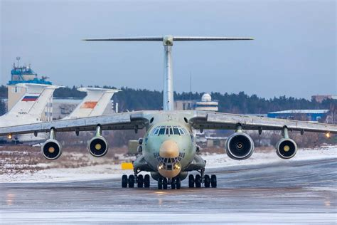 Russian plans To Buy Over 100 Ilyushin Il-76 Aircraft In