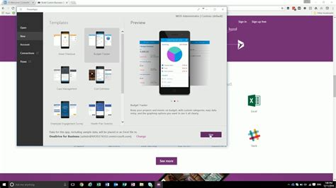 PowerApps Introduction - YouTube