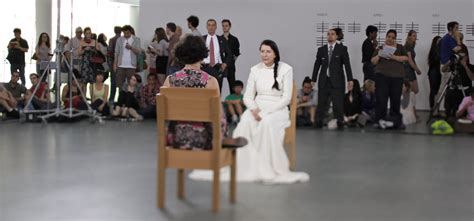 'Marina Abramovic the Artist Is Present,' a Documentary on