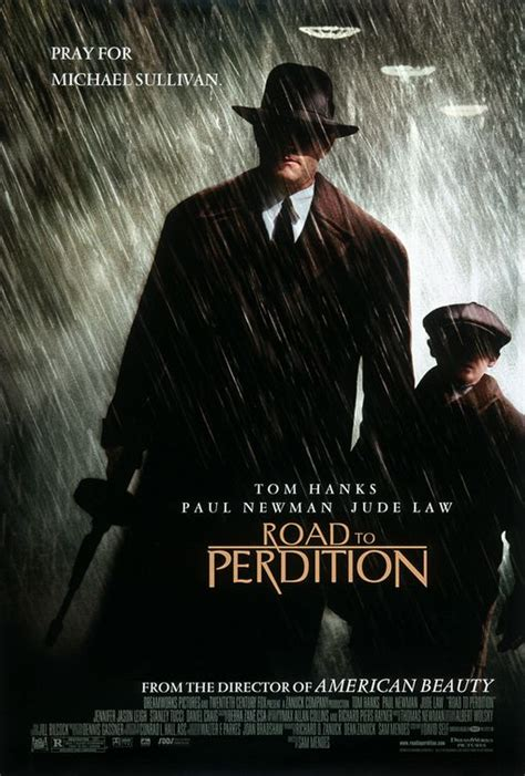 Road to Perdition Movie Poster (#1 of 3) - IMP Awards