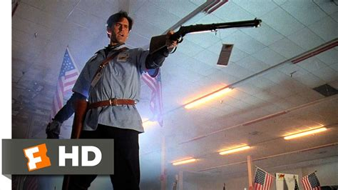 Army of Darkness (10/10) Movie CLIP - Hail to the King