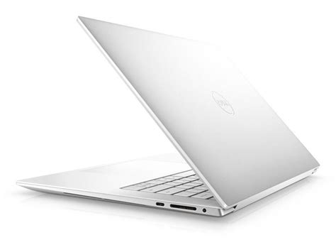 Dell unveils Frost XPS 15 (9500) with arctic white woven