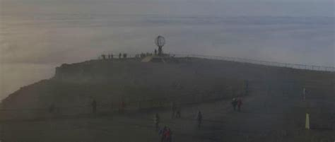 Live North Cape Panorama HD Weather Cam Nordkapphallen Norway