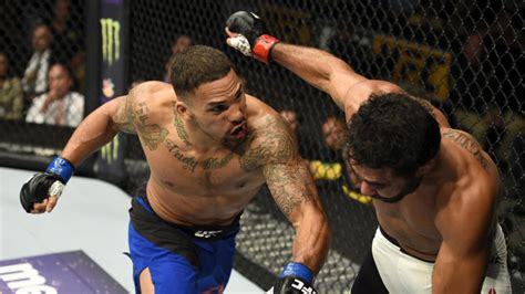 UFC on Fox 25 results: Former Alabama LB Eryk Anders