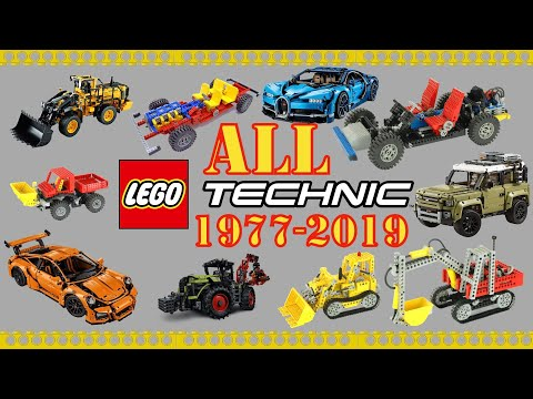 Vintage Lego Expert Builder sets from 1970s and early