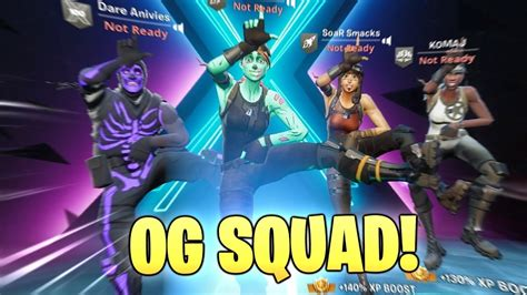 You see THIS squad coming at you