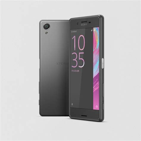 Sony Xperia X Dual F5122 Smartphone Specifications (Buy