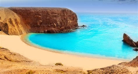 The best beaches in the Canaries #Travel #Travelbloggers #