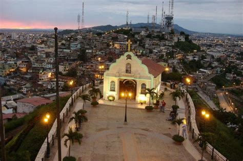 Quito, Galapagos y Guayaquil - 3½*** Hotel - 7 Days
