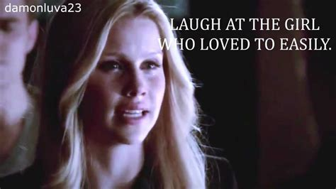 Rebekah Mikaelson - Only Human - YouTube