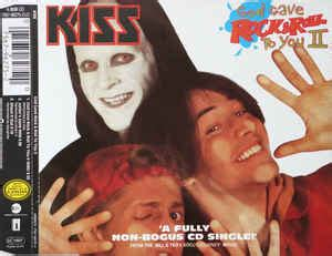 Kiss - God Gave Rock & Roll To You II at Discogs
