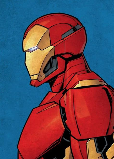 Official The Avengers Character Profiles Iron Man #