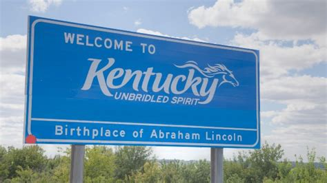 Kentucky governor takes action as state fights becoming