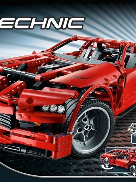 10 Best LEGO Sets for Car Lovers Young & Old - The News Wheel