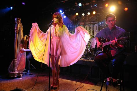 Florence Welch, Fashion Muse on the Music Scene - The New