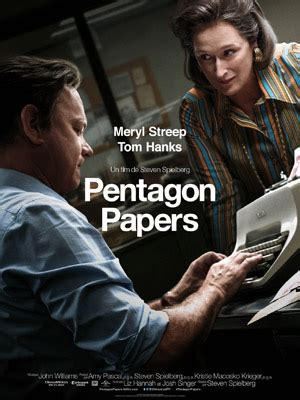 Pentagon Papers (The Post) - Monday movie film in English