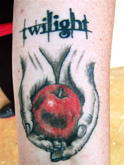 Twilight Tattoos Designs, Ideas and Meaning   Tattoos For You