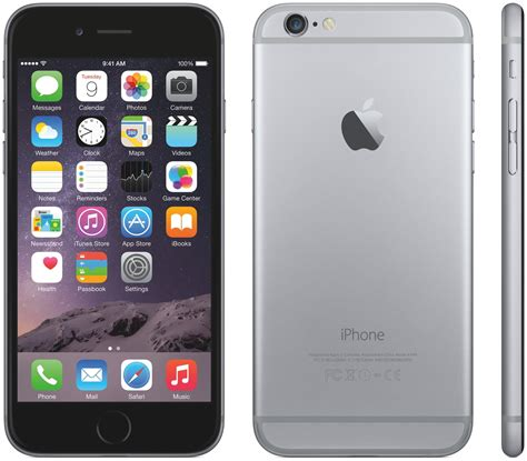 Apple iPhone 6s Plus A1633 16GB - Specs and Price - Phonegg