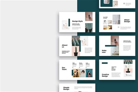 20+ Simple PowerPoint Templates (With Clutter-Free Design