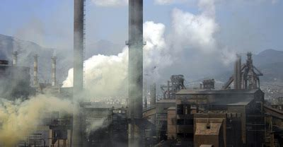 Environmental Problems and Issues - Colombian industrial