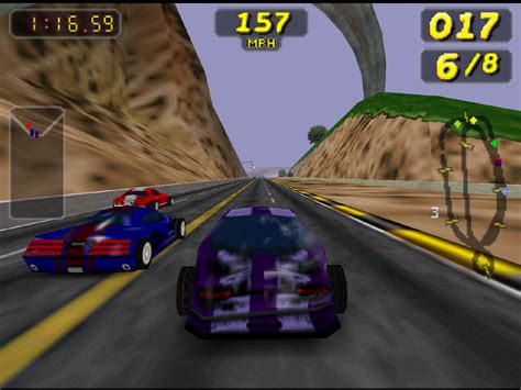 Rush 2: Extreme Racing USA Details - LaunchBox Games Database