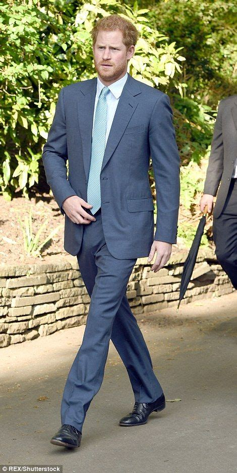 Prince Harry makes his first public appearance since