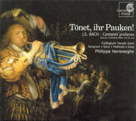 Cantata BWV 207 - Details & Discography Part 1: Complete