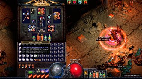 Chancing a Head Hunter Leather Belt on Rampage(Temp league