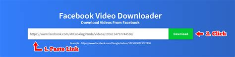 How to Download Facebook Videos with getfvid - Step by