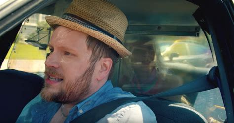 Check Out Patrick Stump In The Video For His Collab With