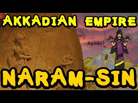 The Great Sargon of Akkad and the Ancient Akkadian Empire