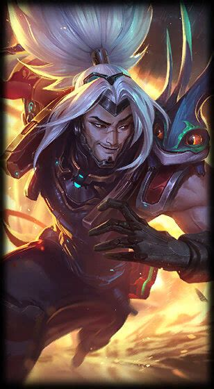 PROJECT: Yasuo :: League of Legends (LoL) Champion Skin on