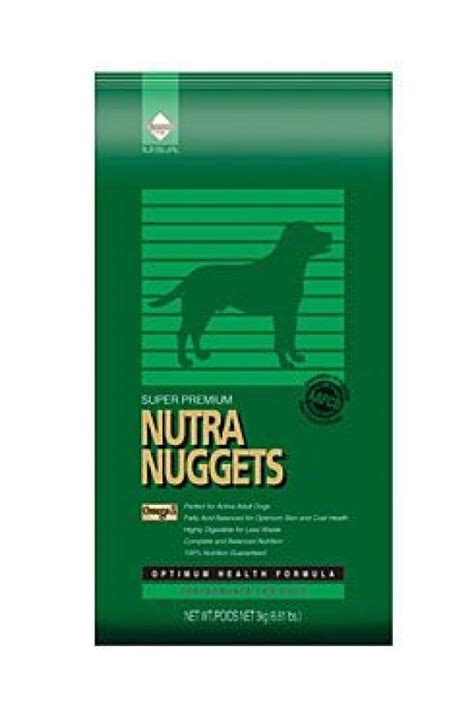 Nutra Nuggets Performance 15 kg - Zooo