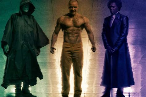 Glass: First Poster for Upcoming Film Revealed