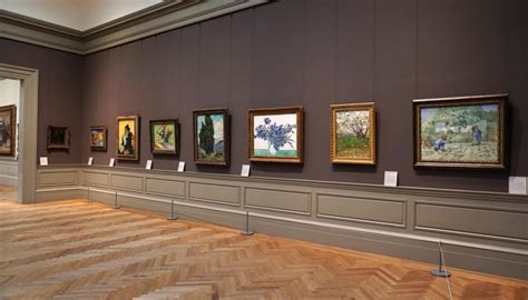 The Met's Van Gogh Paintings Are Usually Off Touring the