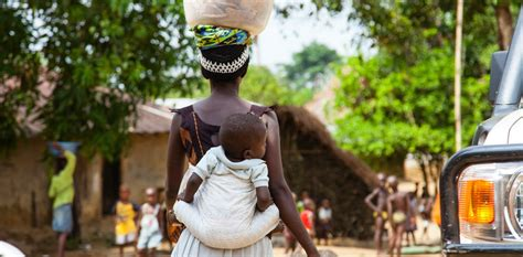 Why Sierra Leonean women don't feel protected by domestic